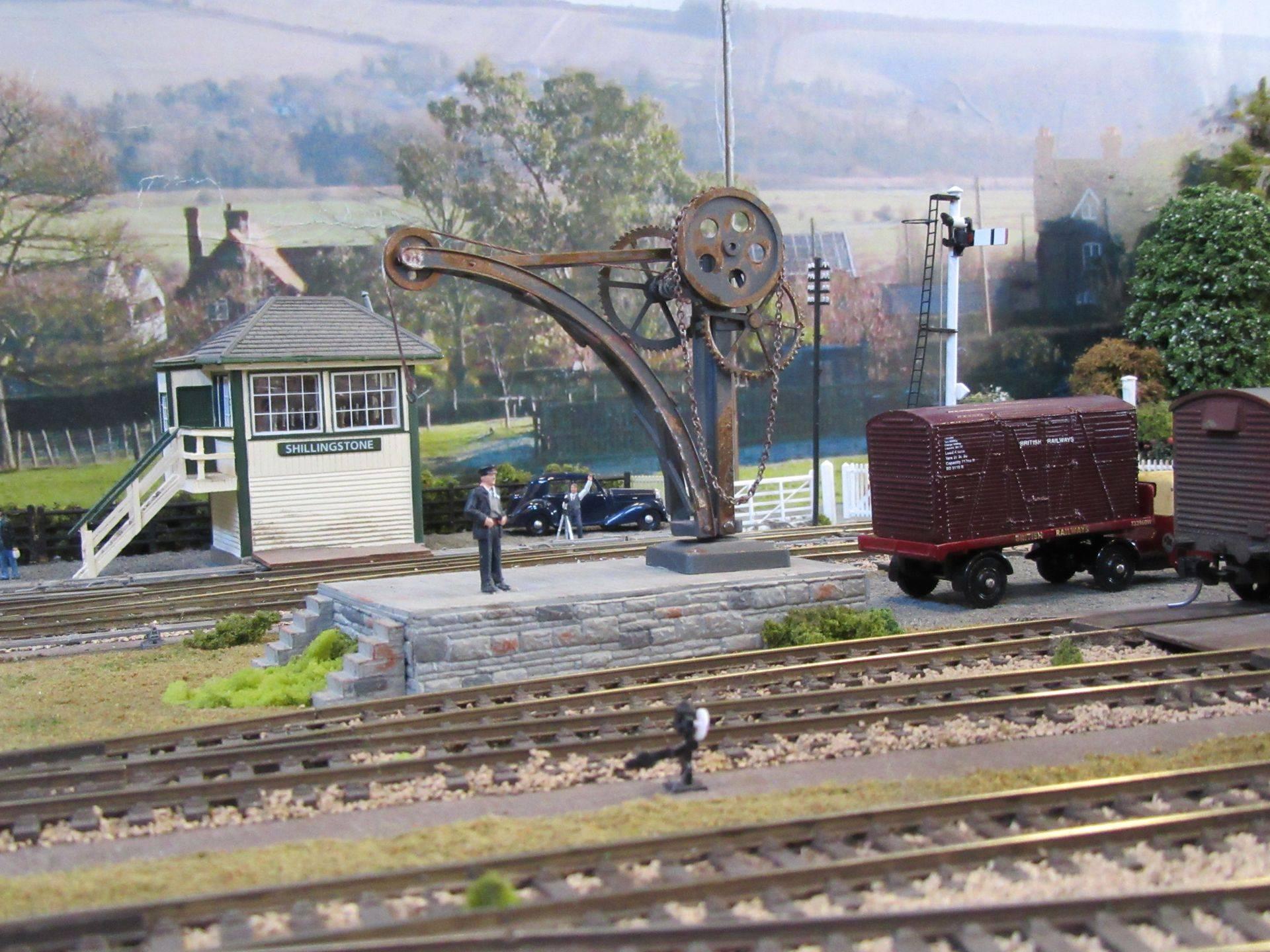 Woodward Model Railway Club – under construction – The Wessex